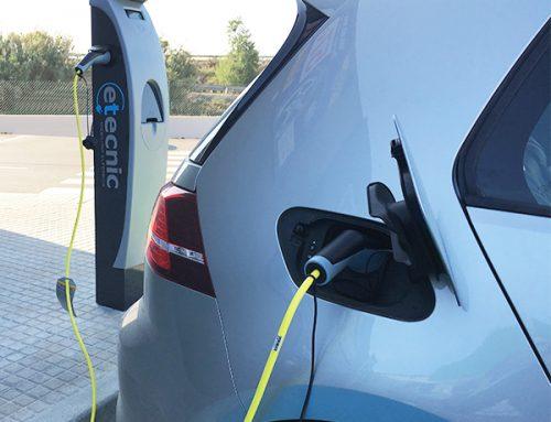 Tenerife destina 460.000 euros en ayudas para la instalación de puntos de recarga rápida para vehículos eléctricos